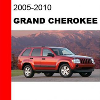 2005 jeep grand cherokee repair manual