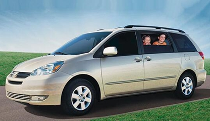 2004 - 2007 Toyota Sienna Factory Repair Manual