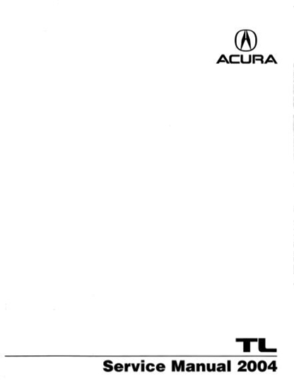2004 acura tl service manual download rh manualbuy com 2002 acura cl owners manual 2002 acura tl factory service manual