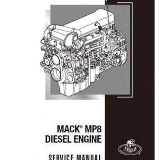 mack mp8 service manual data wiring diagrams u2022 rh naopak co mack truck engine repair manual mack truck service workshop manuals