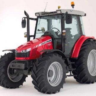 Massey Ferguson Mf 5400 Series Tractor