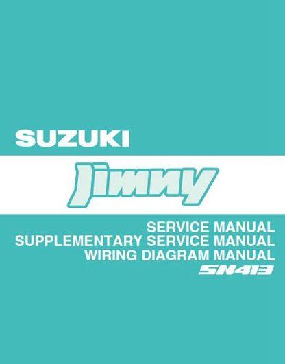 Suzuki Jimny Manual PDF