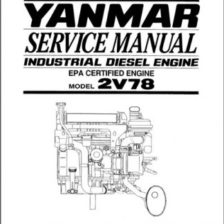 Yanmar-Industrial-Diesel-Engine-2V78-Service-Manual