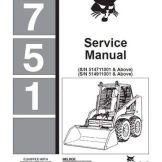 Bobcat-751-Service-Manual