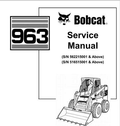 Bobcat-963-Manual