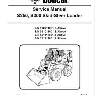 Bobcat-S250-S300-Manual