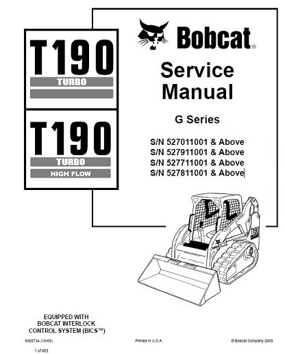 turbo-t190-service-manual