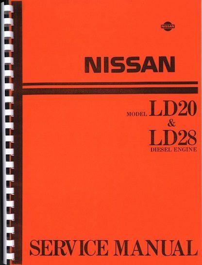 Nissan Model ld20 ld28 Diesel Engine Manual