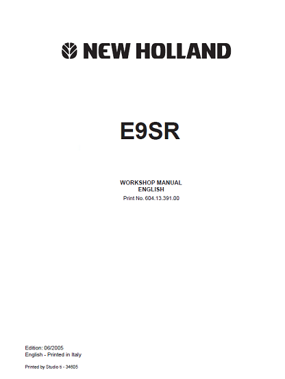 E9SR-Mini-Service-Manual