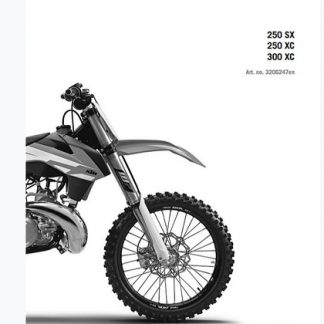 2016 Ktm 250 Sx 250 Xc 300 Xc Repair Manual