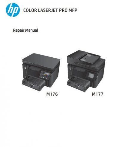 HP M177 Repair Manual
