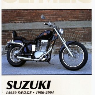 Suzuki LS650 Savage Service Repair Manual