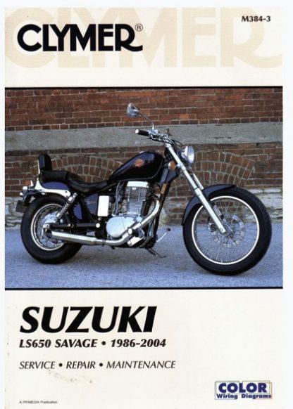 Suzuki LS650 Savage Service Repair Manual