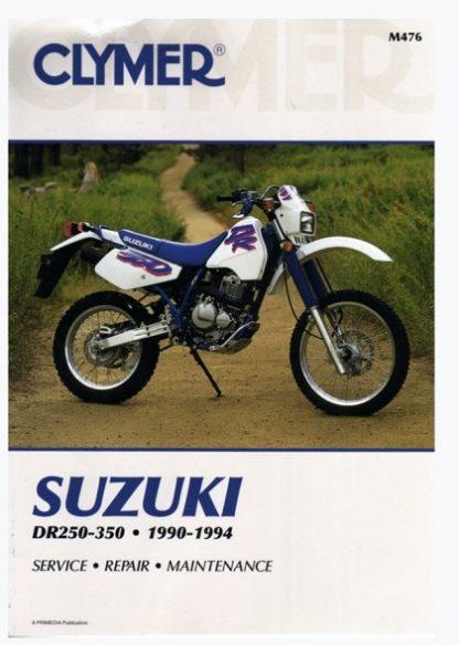 1990-1994 Suzuki DR250 DR350 Service Repair Manual