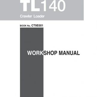 Takeuchi TL140 Clawler Loader Service Manual